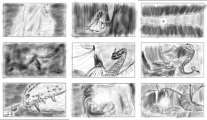 Storyboard sneak preview